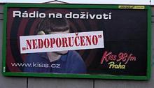 reklama Radio Kiss