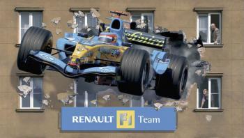 reklama Renault - obrázek se otevře do nového okna